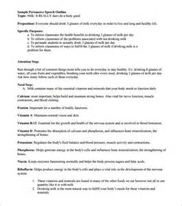 persuasive essay outline template persuasive speech outline template 8 free word excel