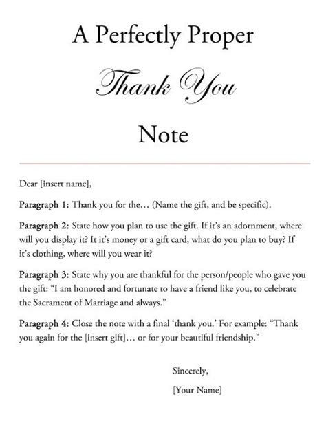 proper wedding thank you card wording style a perfectly proper thank you note scouts note style and horses