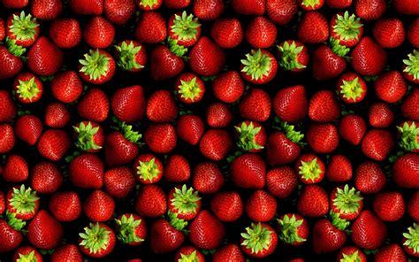 wallpaper desktop food strawberry wallpaper 601746