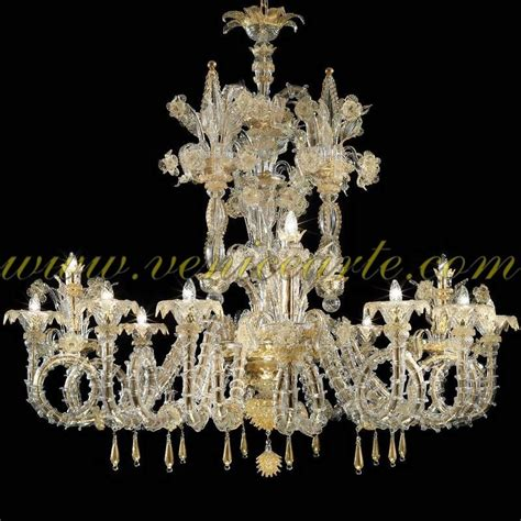 kronleuchter luxus hawalli murano glas kronleuchter