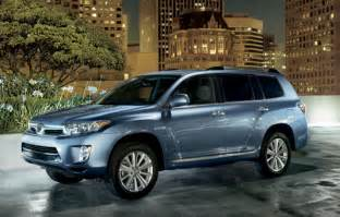 2012 Toyota Highlander Review 2012 Toyota Highlander Hybrid Review Cargurus