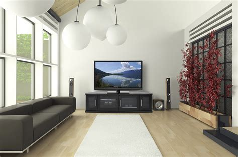 tv size for living room what s the best size tv for a living room living room