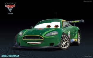 Lightning Mcqueen 2 Car Names Cars 2 Characters
