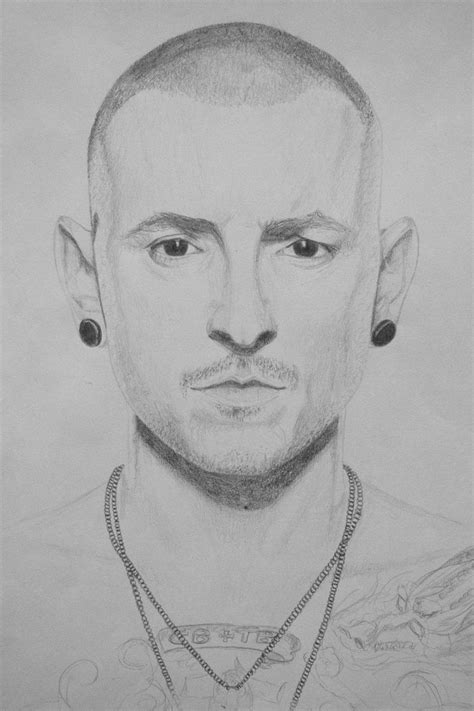 Chester Bennington Amazing Drawing | Drawing Skill