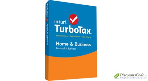 turbotax home business 2015 discounts coupons 2016