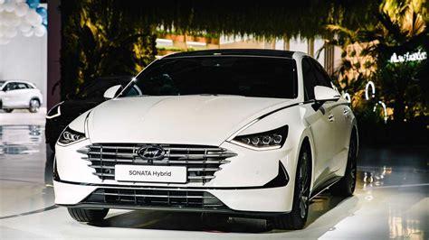 2020 Hyundai Sonata Hybrid by 2020 Hyundai Sonata Turbo Debuts In Korea With 180 Hp