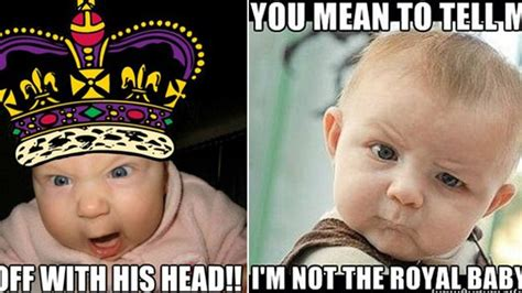 Baby Name Meme - the best royal baby memes on the web
