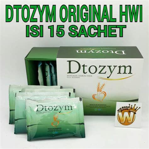 Dtozym Diet dtozym solusi untuk menghilangkan lemak di perut dan