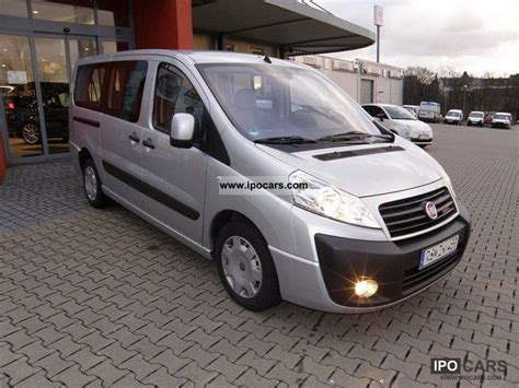 fiat scudo    panorama family  seater car photo  specs