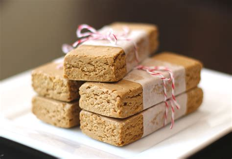 diy protein bars healthy homemade peanut butter fudge protein bars