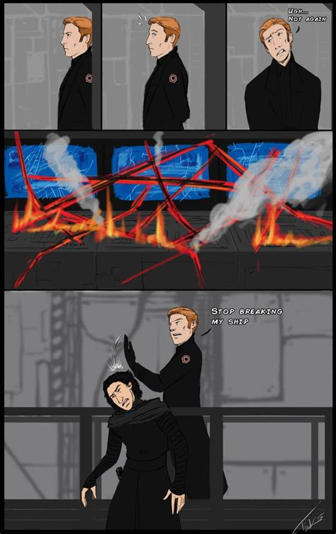 what to get a star wars fan kylux fan art fanart from star wars episode vii the force