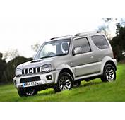 2015 Suzuki Jimny Soldiers On For Another Year With Updates