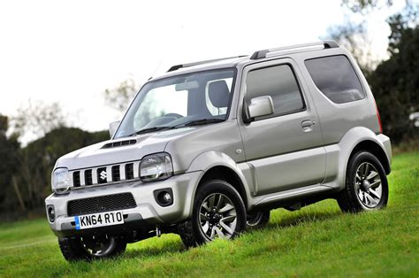 Suzuki Jimny 2015 Suzuki Jimny Soldiers On For Another Year With Updates
