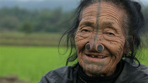 tattoo history national geographic the changing face of beauty in northeast india