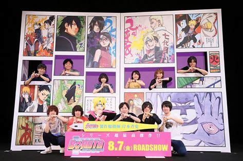 film lanjutan boruto manga yang berjalan selama 15 tahun akhirnya selesai