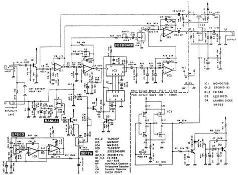 pearl fg 01 flanger schematic diagram