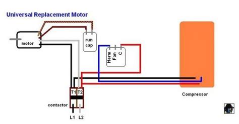protech fan motor wiring diagram wiring diagram manual