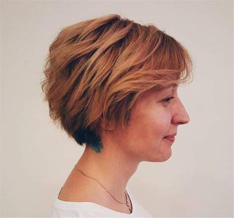 simple hairdos for layered hair 40 cute and easy to style short layered hairstyles