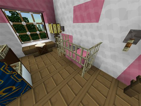 Minecraft Baby Crib by Furniture Tutorial Easy Ways To Make Your Minecraft House