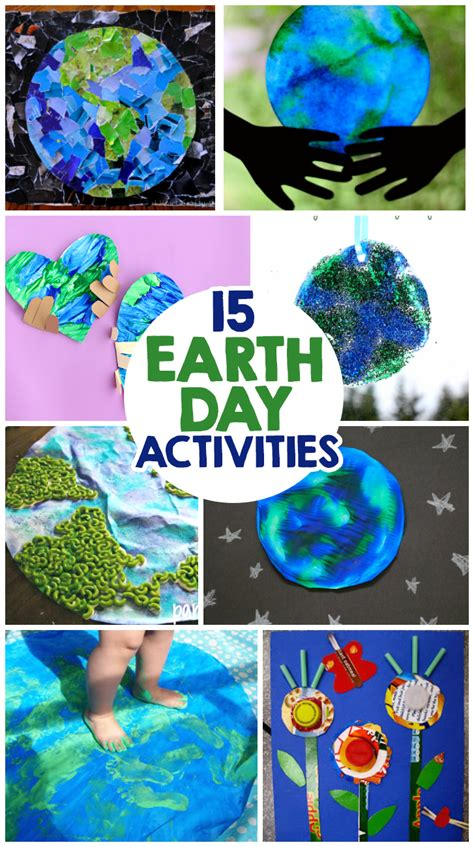 earth day arts and crafts for 15 earth day activities for i arts n crafts