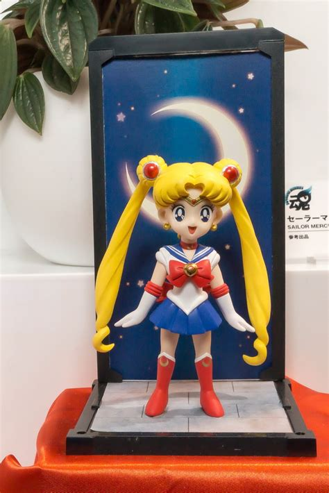 Sailor Moon Tamashii Buddies sailor moon tamashii buddies sailor moon sailor moon news
