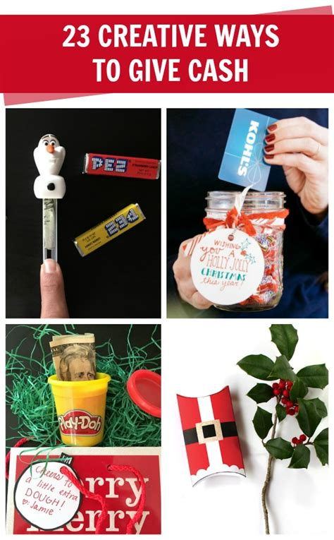 Cool Ways To Wrap A Gift Card - how to give cash creatively c r a f t