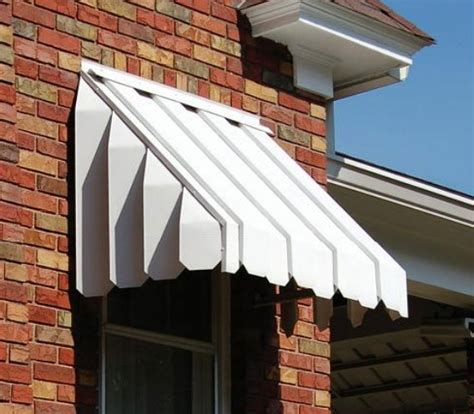 Awning Panels by Window Awnings Aluminum Awnings And Side Panels On