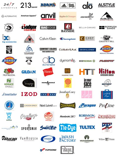 Brand Clothing An clothing brand logos pictures to pin on pinsdaddy