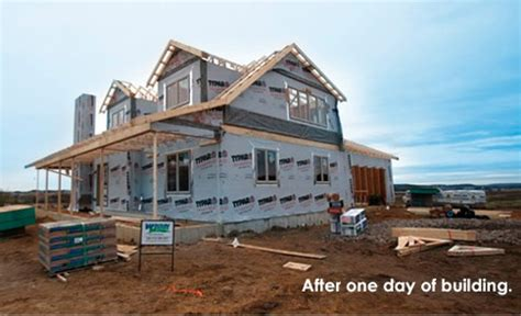 build on site homes panelized homes factory built components assembled on site