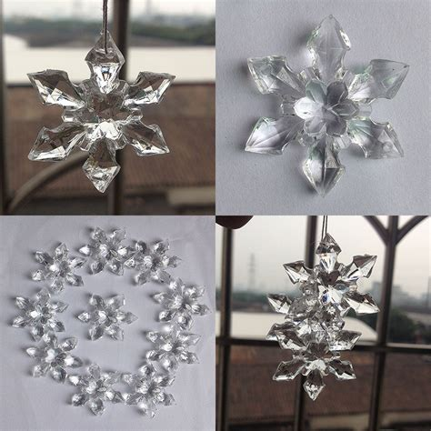 online get cheap hanging snowflake decorations aliexpress