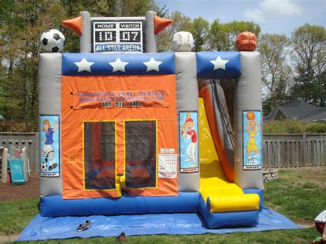 bounce house rentals in ct all stars arena bounce house rentals in ct