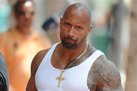 dwayne the rock johnson beard dwayne the rock johnson honors his late movie stand in