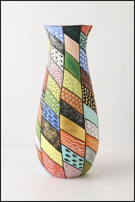 Pottery Vase Designs by 45 Pottery Painting Ideas And Designs Bored