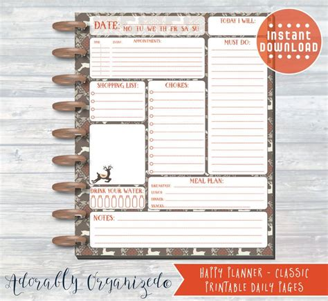 the rustic redhead weekly planner sheets free printables the 25 best create 365 ideas on pinterest create 365