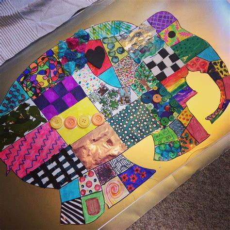 Elmer The Patchwork Elephant Activities - 27 best s room ideas 2016 images on