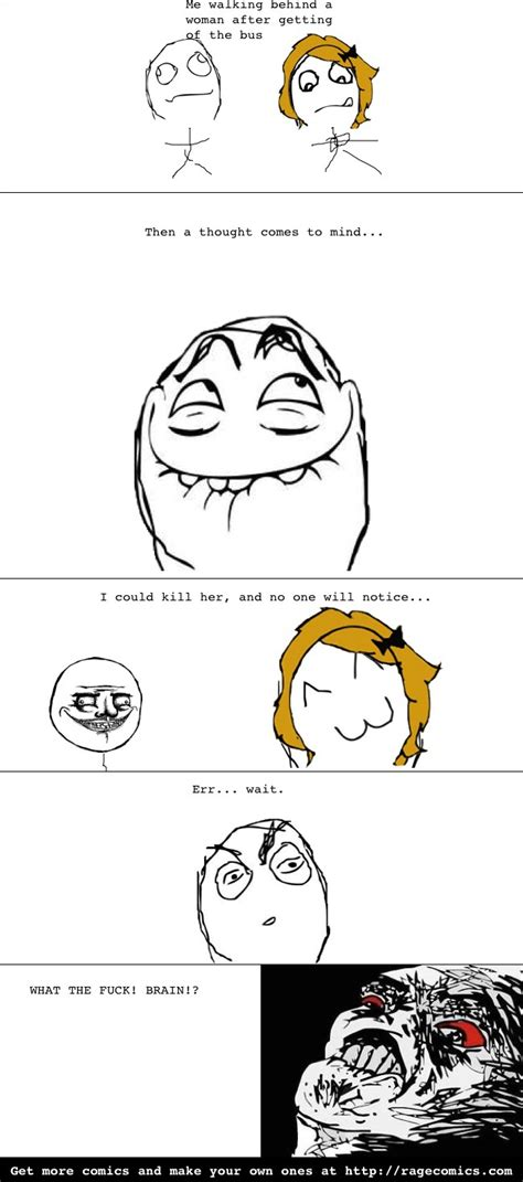 Rage Meme Comics - retarded comic rage comics know your meme