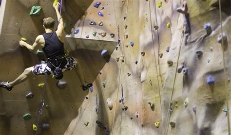 climbing wall administration and support services imperial college london