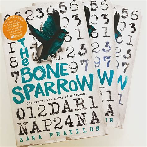 the bone sparrow books reading hack