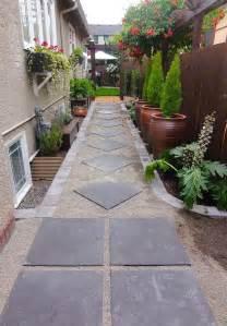 Gravel Side Yard 25 Best Ideas About Backyard Area On