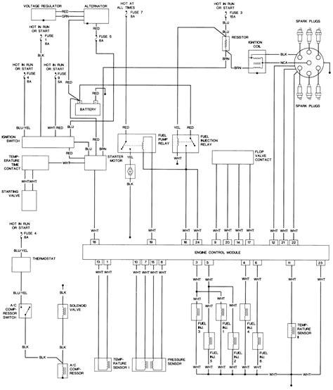 volvo 740 turbo fuel wiring diagram