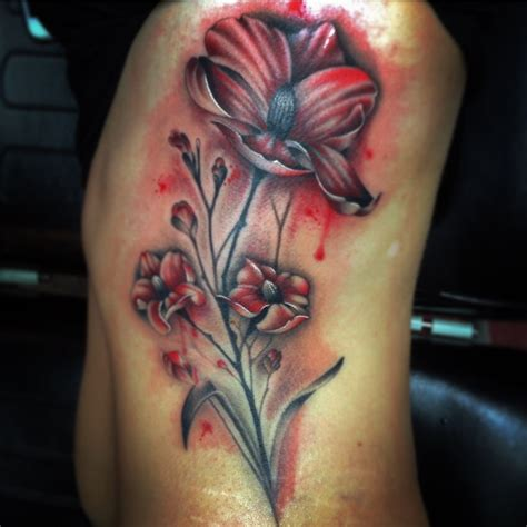 watercolor tattoos reno christopher holloway certified artist