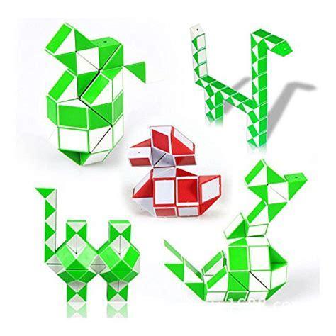 Youpin Magic Classic Snake Shape Cube Puzzle,Foldable 3D