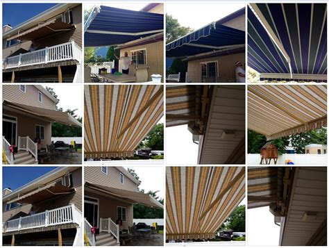 awnings nj awning installations central nj window treatments