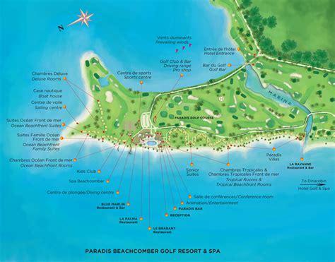 Paradis Beachcomber Golf Resort & Spa Beachcomber Tours