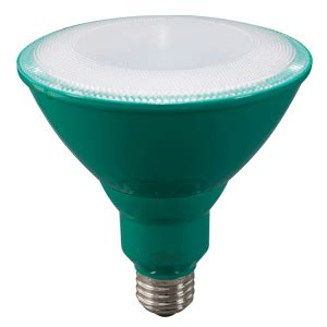 par38 green led flood light led par38 green flood light bulb 8 watts green led light bulb