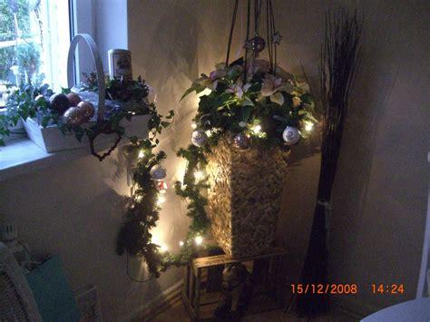 Weihnachtsdeko Auf Dem Gartentisch by Weihnachtsdeko Weihnachten In Der K 252 Che Unser Haus