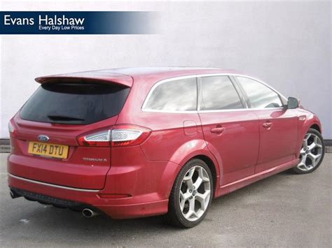 ford mondeo titanium x sport review used ford mondeo 2 2 tdci titanium x sport 5dr for sale