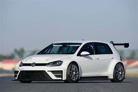 gulf car vw dabbles in touring cars with 2015 golf racer by car