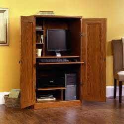 Computer Armoire Desk Cabinet Getting A Comfortable Computer Cabinet Knowledgebase