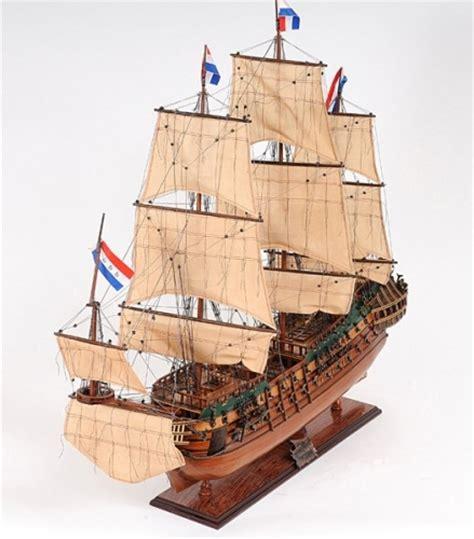 schip friesland friesland wood ship model